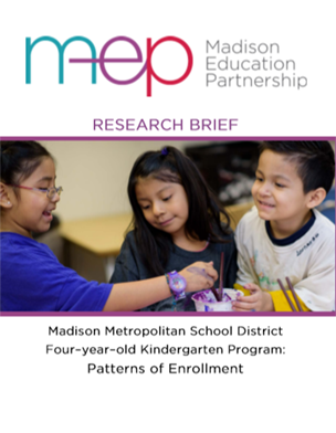 Patterns of Enrollment: Research Brief